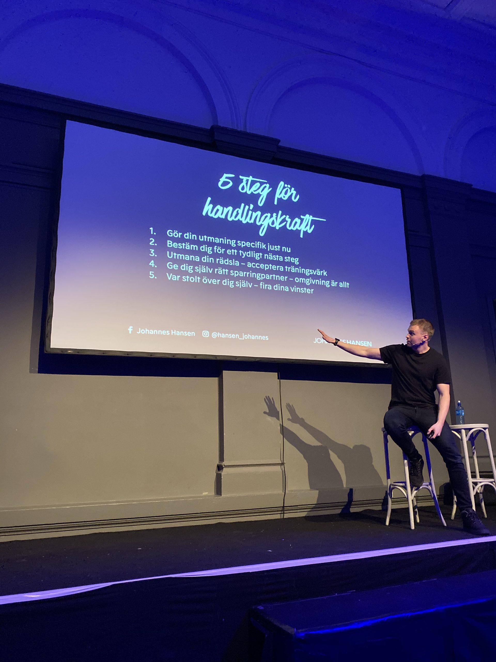 Johannes Hansen Open Session 1